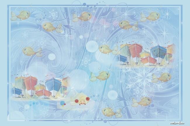 design naif : l'océan