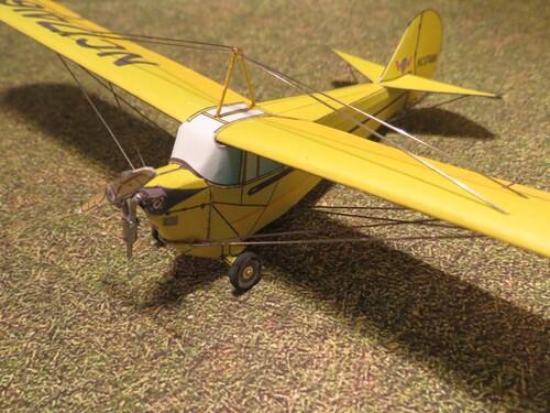 AERONCA C-3 au 1/66