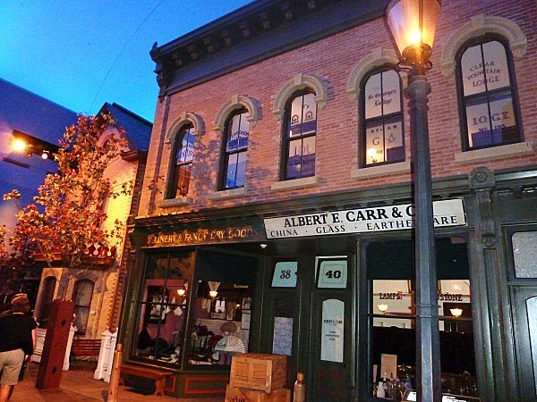 Ottawa Musée Civilisations reconstitutions