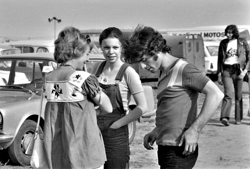 """Le """"MILLION"""" à Magny-Cours 1972 : les gens"""