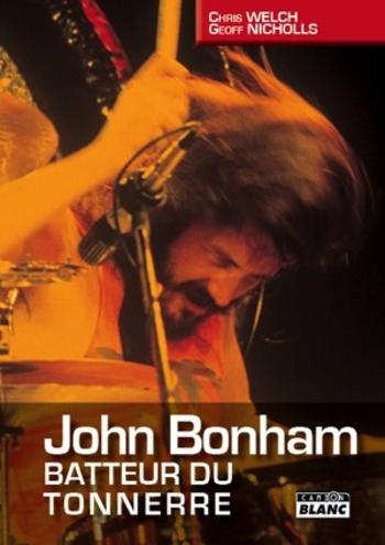 Camion Blanc_JOHN BONHAM_Batteur du Tonnerre