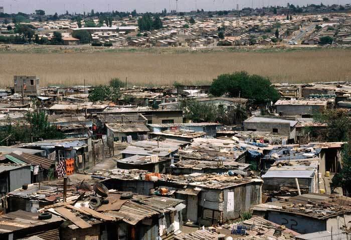 Soweto en 1999