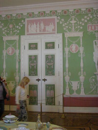 Russie: le palais Catherine (4)