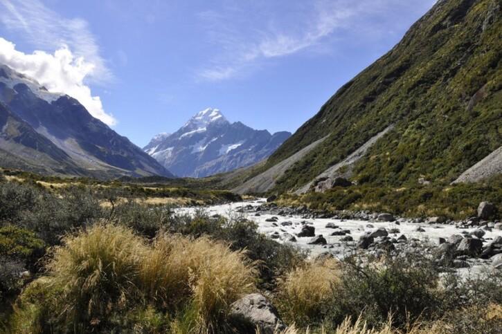 Photos-Pays du Monde 3:  La Nouvelle-Zélande: Île du Sud, île d'aventures