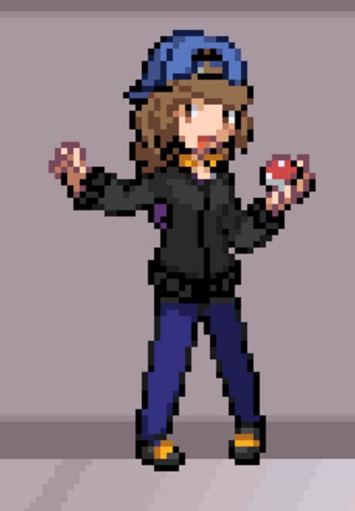 [Dessin tablette]-Fanart Pokémon Insurgence