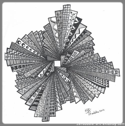 Zendoodle : step by step