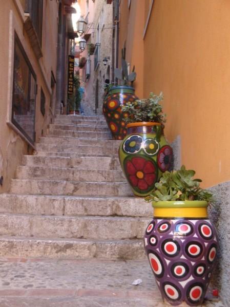 Taormine au fil des pas 7