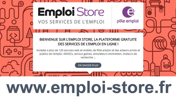 Emploi-Store - Plateforme gratuite des services de l'emploi en ligne