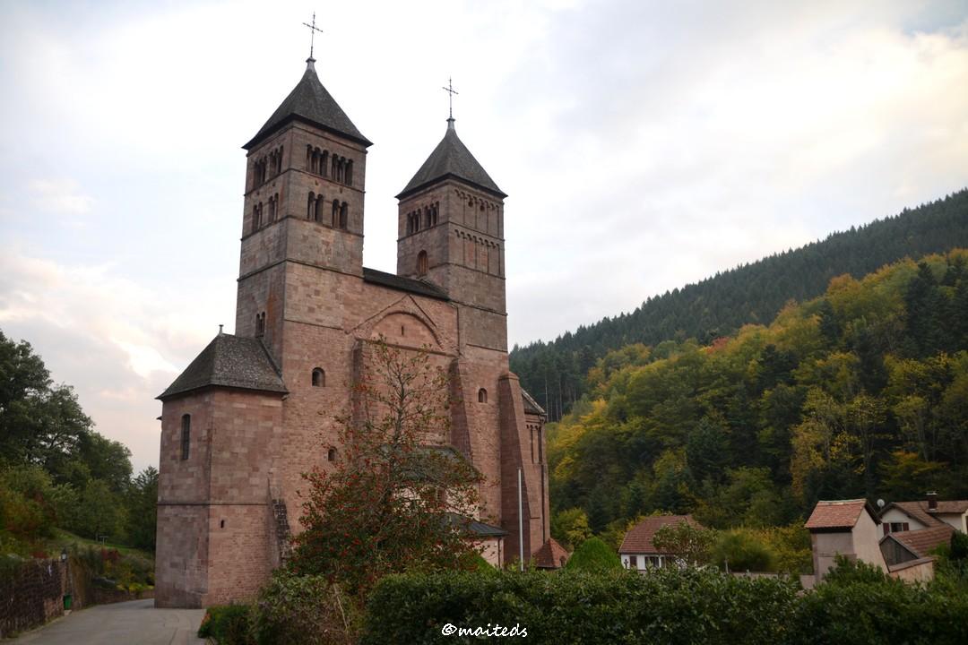 Abbaye de Murbach - Haut-Rhin (68)
