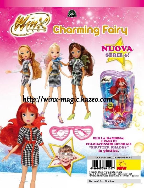 Winx Charming fairy
