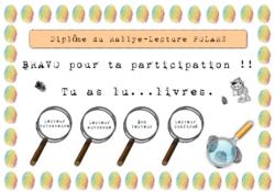 Rallye-Lecture CE1 : Polars