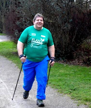 Marche Nordique et Sport Santé : le témoignage d'Eric marcheur inconditionnel à ELAN59