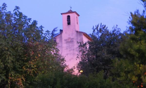 Eglise de la Roque-Alric