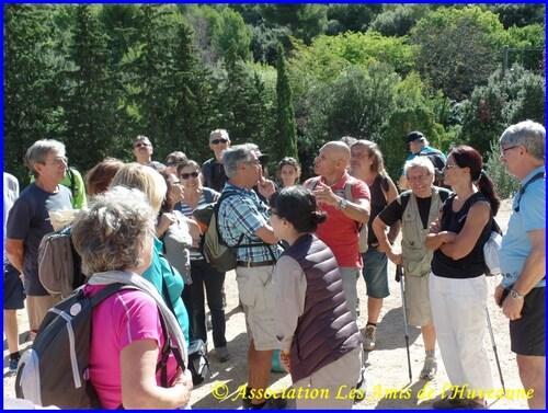 Journées du Patrimoine, balade du 19 septembre 2015