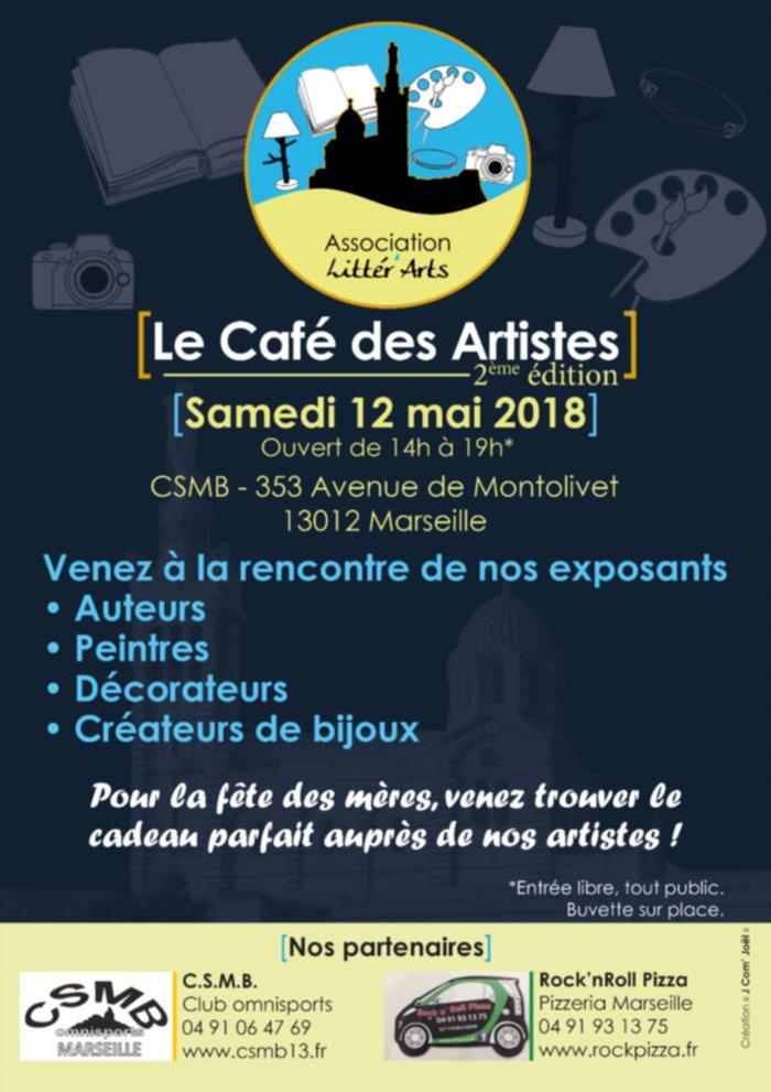 La café des Artistes