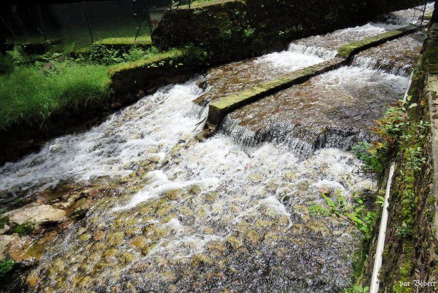 le site de l'eau à Itaxssou