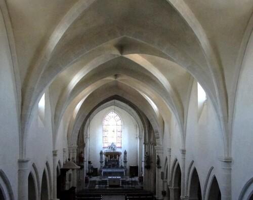 -L'Eglise de Molesme