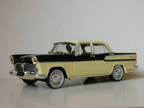 Simca Chambord 1958