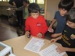 Election des délégués de classe