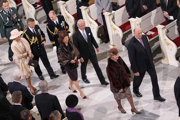 Messe à Christiansborg