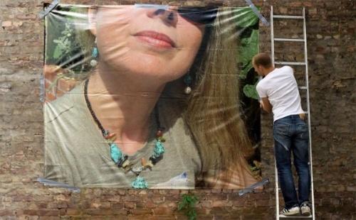 Collier en pierres de Turquoise et de Génuine réalisé par Sylvie LE BRIGANT Créatrice en Touraine.