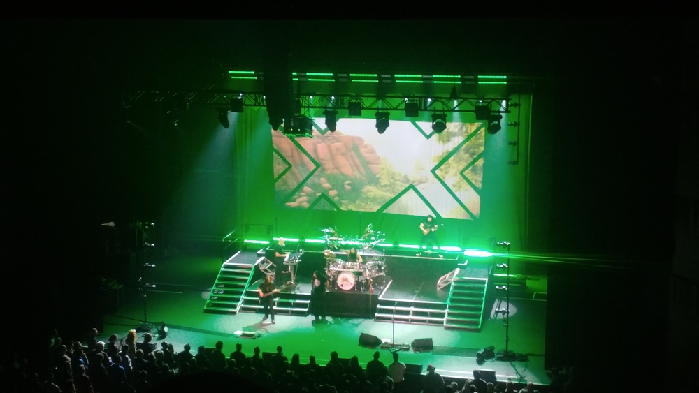 Dream Theater live at National Arts Centre in Ottawa on November 10th 2019