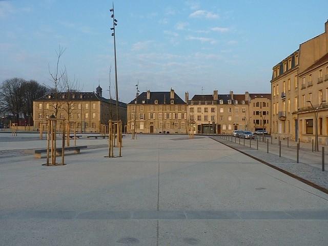 Place Mazelle printemps 2 Marc de Metz 29 03 2013