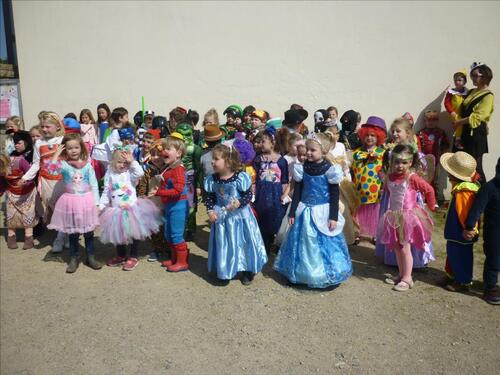 An Ened / Le carnaval