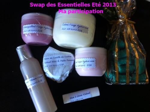 Swaps des Essentielles 2013