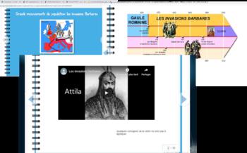 La continuité des apprentissages : mon organisation