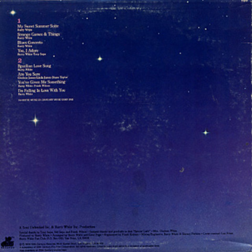 """The Love Unlimited Orchestra 1976 : Album """" My Sweet Summer Suite """" 20Th Century Records T-517 [ US ]"""