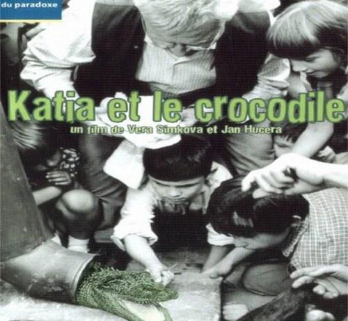 """Ecole et cinéma """"Katia et le rocodile"""""""
