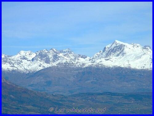 Htes Alpes, le pic de Crigne