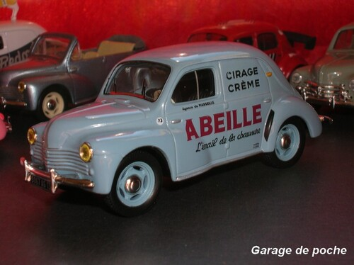 4cv cirage Abeille