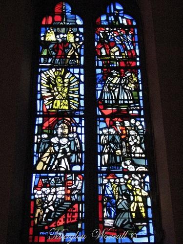 Marienthal 67 : Basilique Notre-Dame 1/2