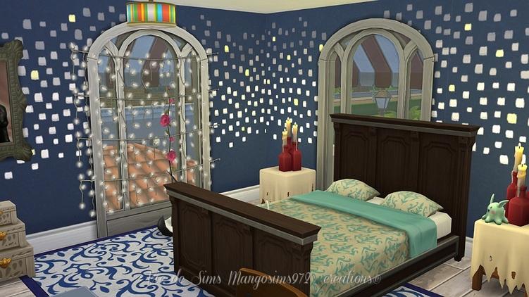 La boîte magique, boutique de magie de Prudence #Sims4