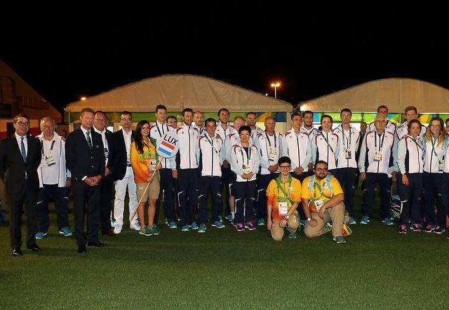 129ème session du CIO et XXXIèmes Jeux Olympiques à Rio de Janeiro