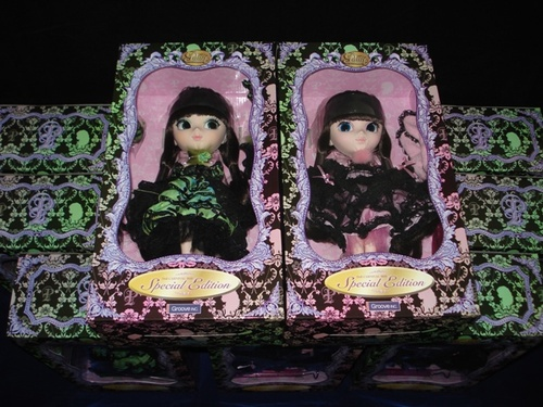 Décembre 2010: Pullips Chloi & Clara