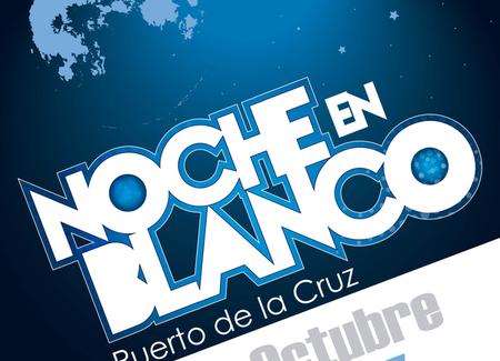 17 octobre 2015 : cinquième édition de la Nuit Blanche à Puerto de La Cruz
