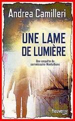 Une lame de lumière, Andrea Camilleri