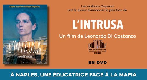 L'INTRUSA de Leonardo Di Costanzo en DVD