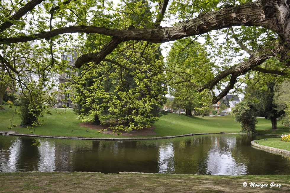 Parc d'Emonville
