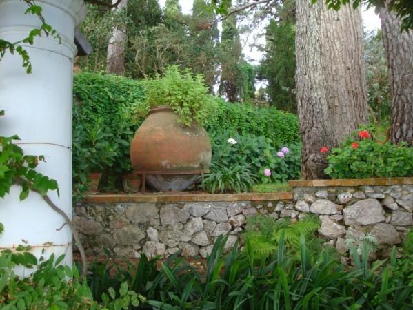 Anacapri, jardins de la Villa San Michelle 1