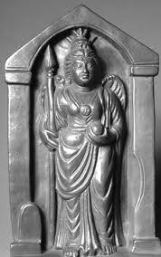 Les vierges noires  -   2 000 ans avant J-C