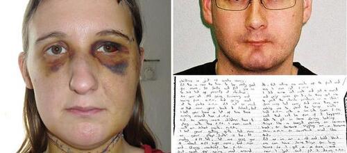 Elle risque la prison si elle n'écrit pas 3 fois par an à l'homme qui lui a tranché la gorge