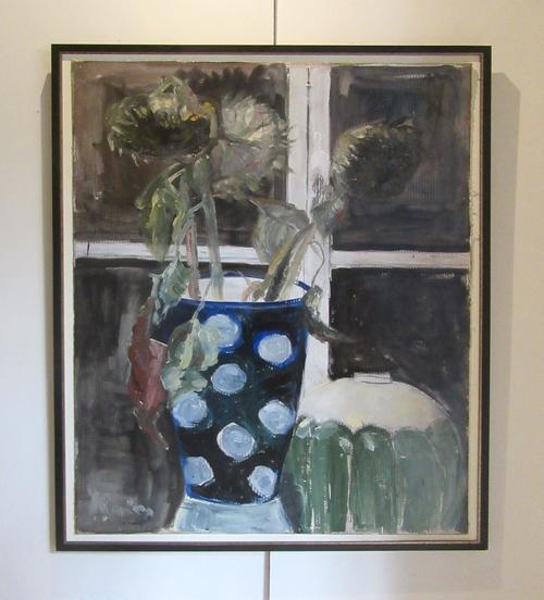 L'exposition d'automne 2018 de Karin Neumann présente des peintures, des photos et des installations