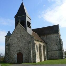 Eglise de Montolivet