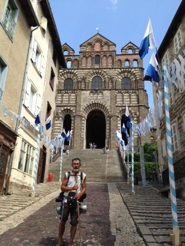 125ème jour de Bernard - Le Puy en Velay