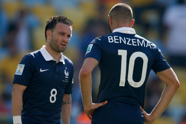Le numéro 10 de l'équipe de France revient