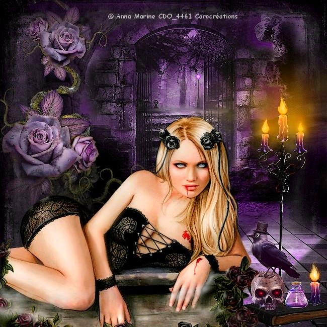 the vampire girl